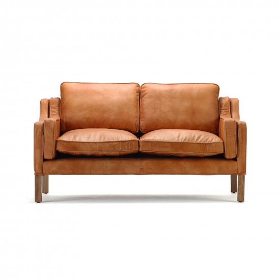 【HALO】IMESH 2P SOFA / OLD SADDLE NUT