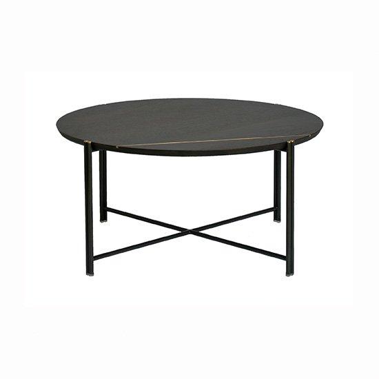 【SQUARE ROOTS】QUATTRO COFFEE TABLE S /SEARED OAK
