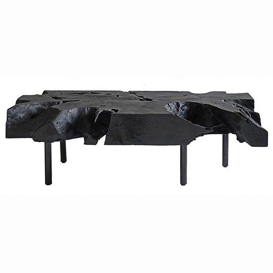 【dareels】ROOT BLACK COFFEE TABLE