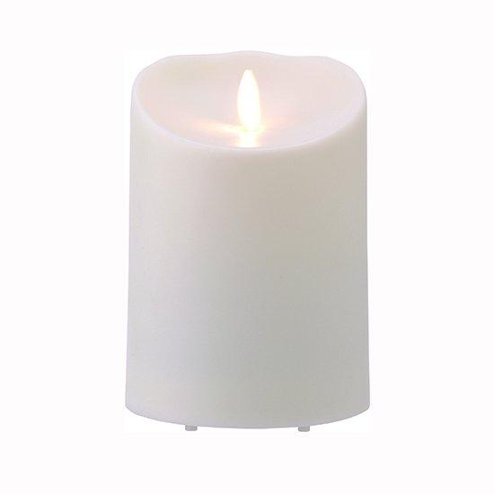 【ASPLUND】LED キャンドル LUMINARA アウトドアピラー3.5×5.5