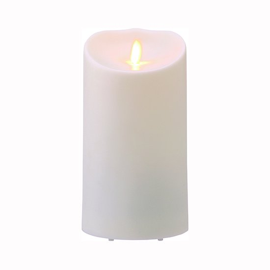 【ASPLUND】LED キャンドル LUMINARA アウトドアピラー3.5×7