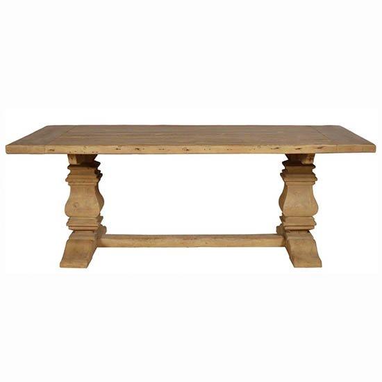 【HALO】 GEORGIAN ARCHITECTUAL DINING TABLE