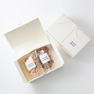 Gift Box <br>くるみのお菓子