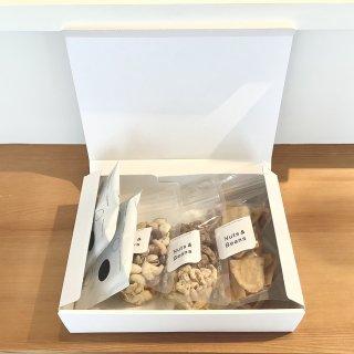 Nuts&Beans ベーシックギフトボックス ナッツとコーヒー5点セット(数量限定)