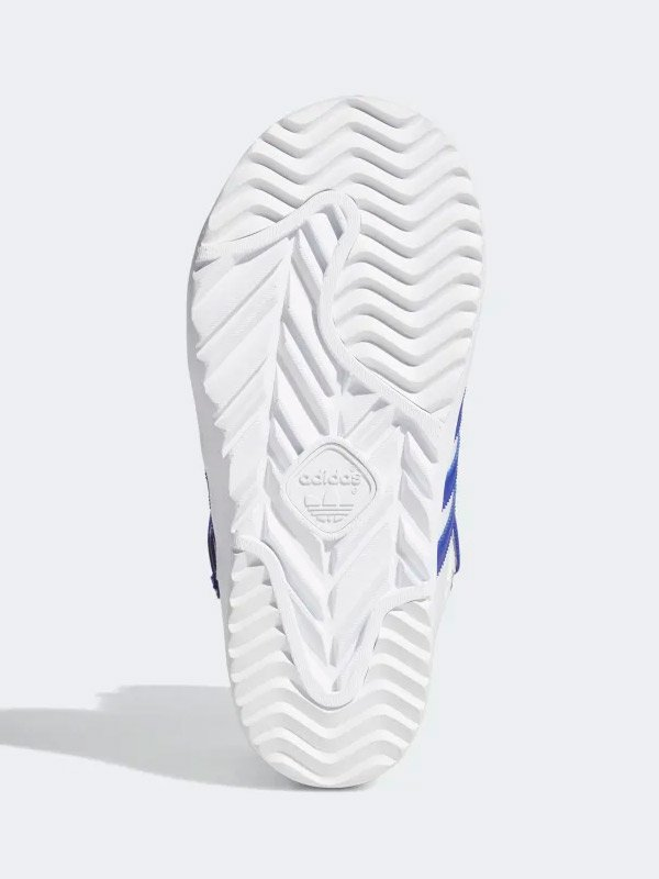 19/20モデル SUPERSTAR ADV Boots #Cloud White/Active Blue/Gold Metallic [D97886]