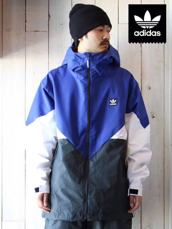 19/20モデル PREMIERE RIDING JACKET #Active Blue/Carbon/Cream White/White [DW3995]