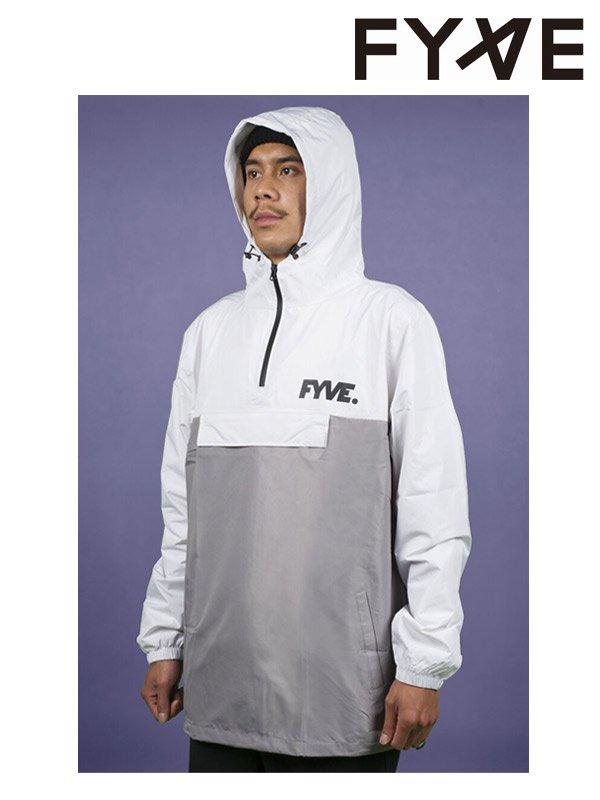 19/20モデル Split Spray Jacket #White and Grey