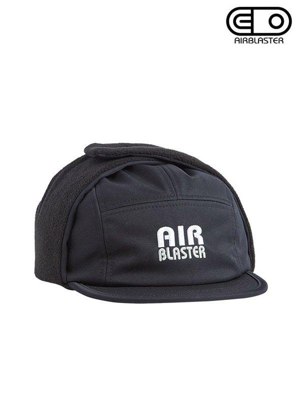 19/20モデル AIR FLAP CAP #Black [AB20CAP_05]