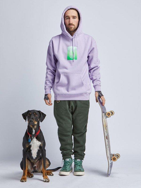 19/20モデル WARBINGTON PULLOVER HOODY #Purple [AB20MSS_01]