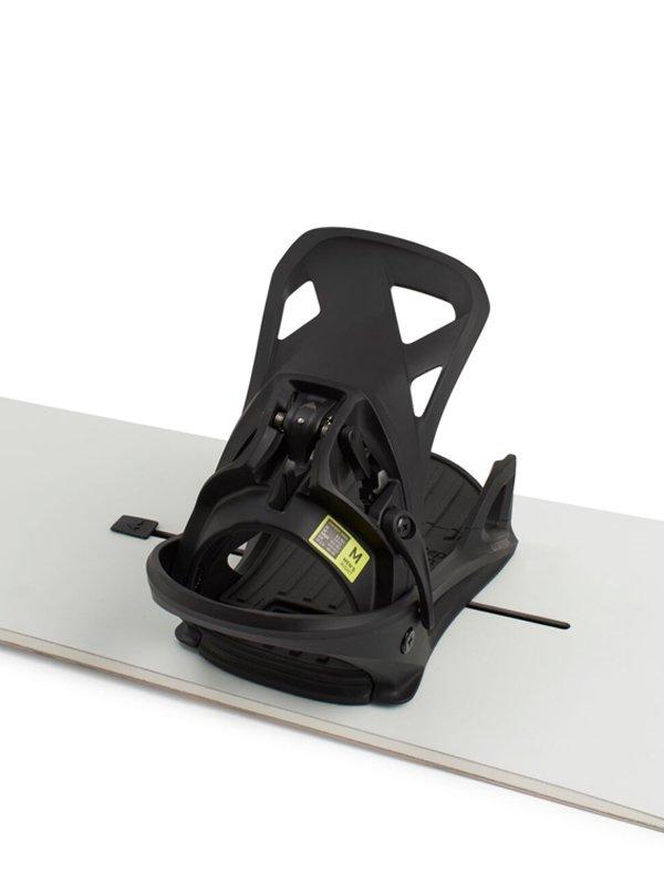 20/21モデル MEN'S STEP ON RE:FLEX SNOWBOARD BINDING #BLACK [172831]