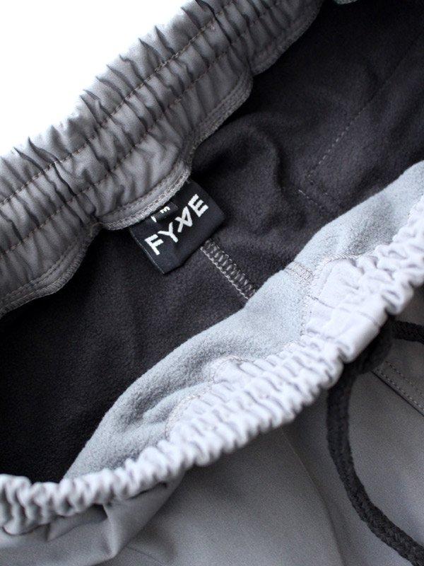 20/21モデル KNEE PANTS #GREY WITH BLACK