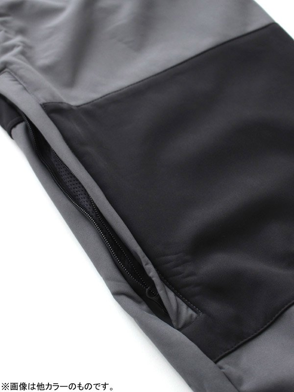 20/21モデル KNEE PANTS #GREEN WITH BLACK