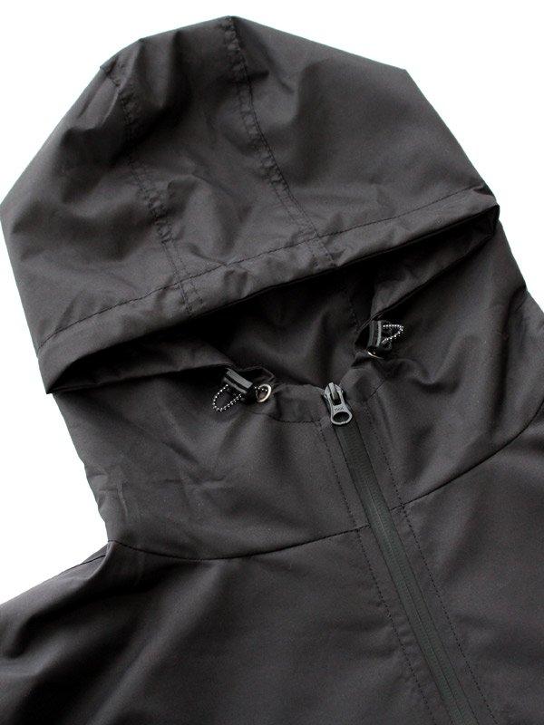19/20モデル Split Spray Jacket #Black and White