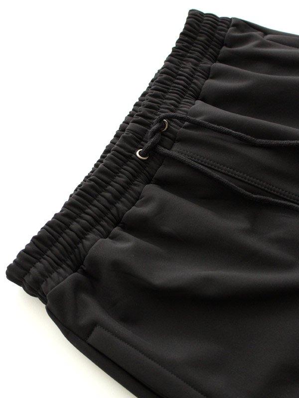 19/20モデル Knees Pants #Black with White