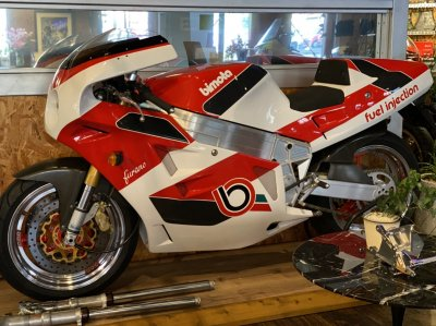 bimota YB8 FURANO(Mint Condition)