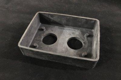 DUCATI シングル ワイドケース用 バッテリートレイゴム