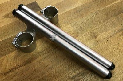 Verlicchi 41.7mm 本物TT レーシングハンドルKIT セミアップ