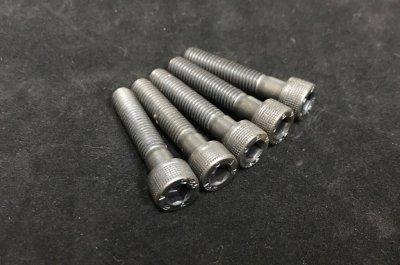 F1 リヤ スプロケットボルト 5本SET M8×40mm