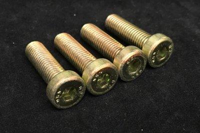 フラットヘッドボルト M10×30mm 4本SET