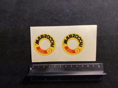 マルゾッキ リヤサス 2枚セット