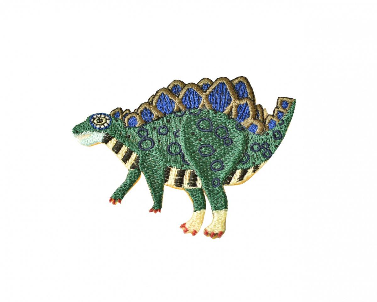 恐竜ブローチ