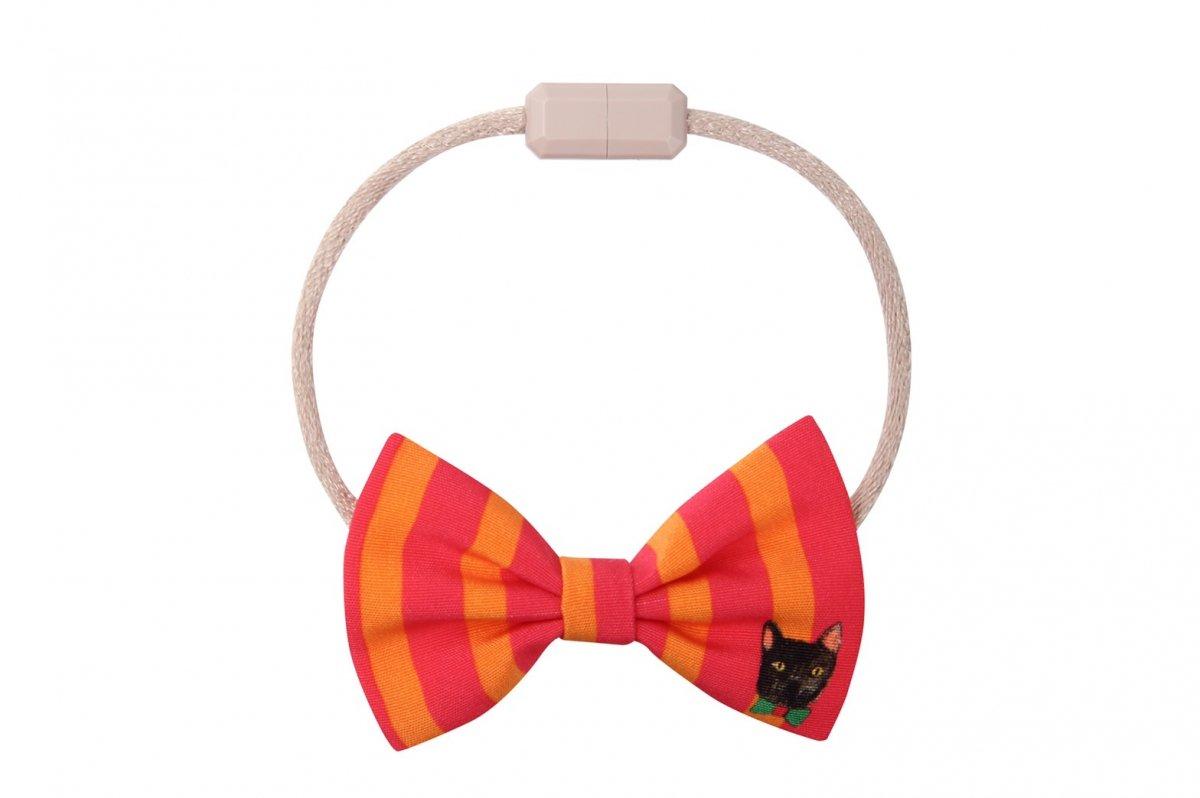 猫用ネックレス(ストライプ_Sheriff)