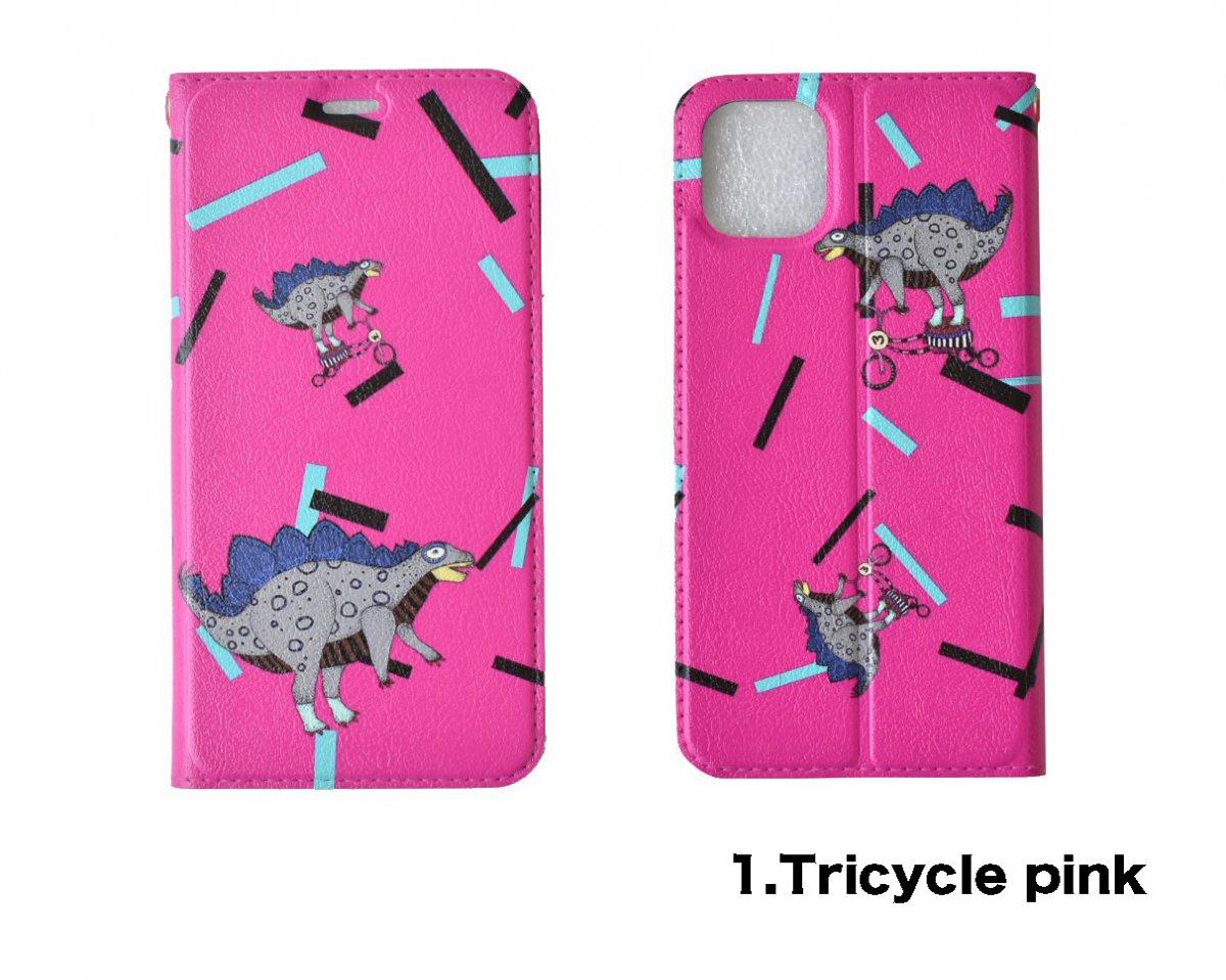 iPhoneケース(手帳型) 11