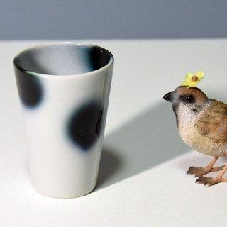 【まりも】フリーカップ(中)ヨシュアブルー