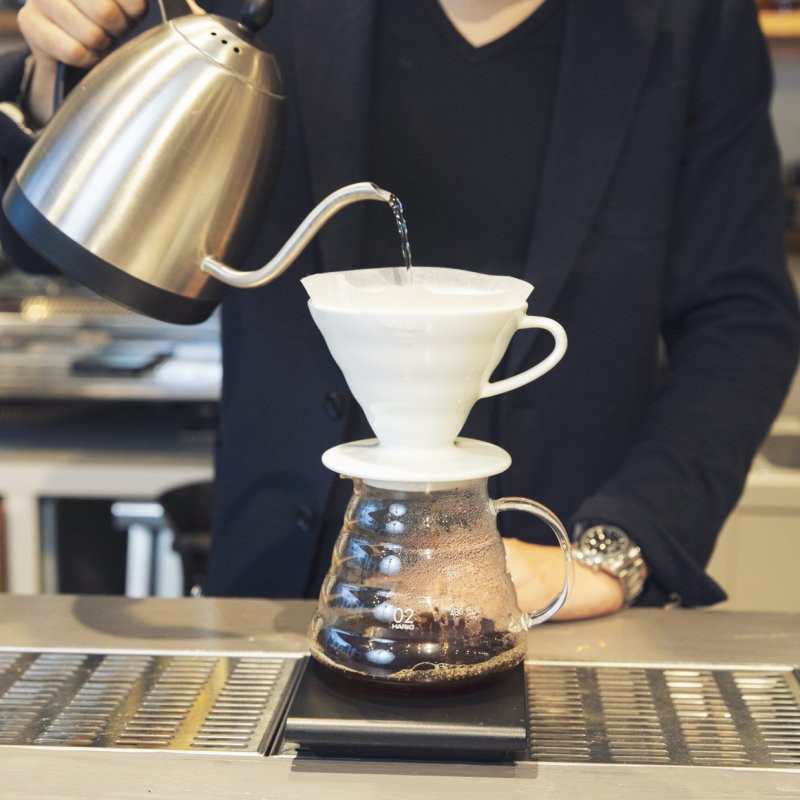 【川越コーヒー大学 2021年4月11日 3時限目】ハンドドリップ講座 初中級編ー実践を繰り返し、チャンピオンから直接アドバイスをもらおうー