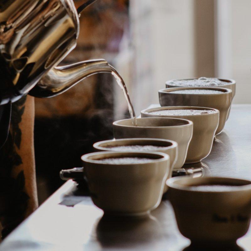 【川越コーヒー大学 2021年4月13日 2限目】味覚のトレーニング(経験者対象のカリブレーション)