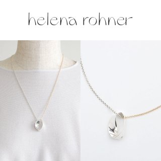 <img class='new_mark_img1' src='https://img.shop-pro.jp/img/new/icons20.gif' style='border:none;display:inline;margin:0px;padding:0px;width:auto;' />【40%OFF】Helena Rohner(ヘレナローナー) シルバー Knot ミックスチェーン ネックレス