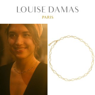 <img class='new_mark_img1' src='https://img.shop-pro.jp/img/new/icons29.gif' style='border:none;display:inline;margin:0px;padding:0px;width:auto;' />【20%OFF】LOUISE DAMAS(ルイーズダマス) ゴールド Gloria ネックレス