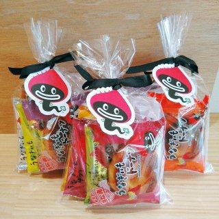 ☆お菓子詰め合わせ☆プチギフトパック お菓子5点入