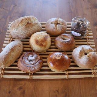 パンとクッキーのセット