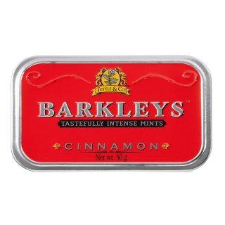 BARKLEYS クラシックミント50g シナモン味