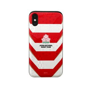 ラグビー日本代表iPhoneケース「ファーストジャージー」