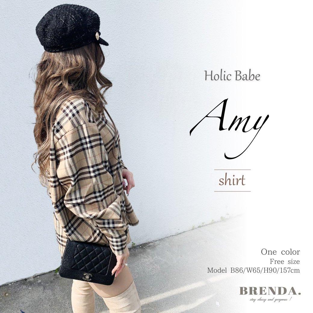 Holic Babe Amy shirt
