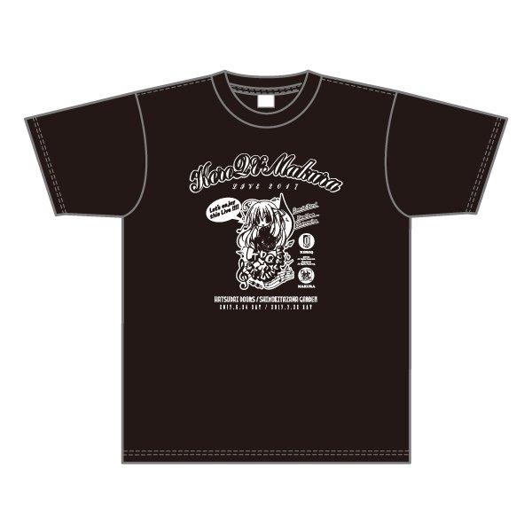 ケロQ&枕LIVE2017 ライブTシャツ