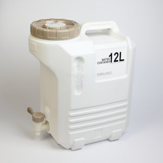 EMBALANCE WATER CONTAINER (エンバランスウォーターコンテナ)12L