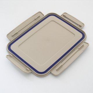 角型ロック式1.3L パッキン付きフタ