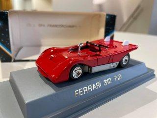 Verem フェラーリ 312 PB モデルカー