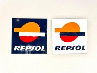 Repsol ステッカー2色セット