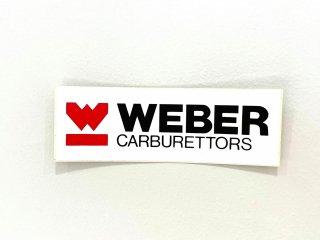 WEBER ステッカー