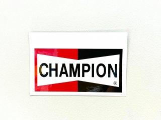 CHAMPION ステッカー
