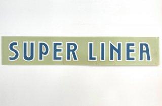 SUPER LINEA切文字ステッカー