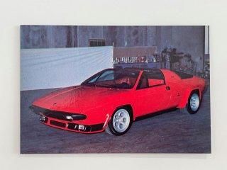ランボルギーニ シルエットP300 カード
