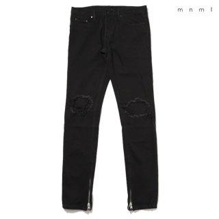 【ラスト1点】MNML M1 DENIM【BLACK】