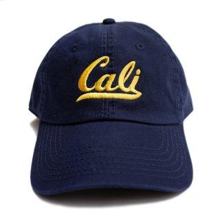 【メール便対応】CALI STRAPBACK CAP【NAVY】