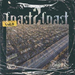 【メール便対応】COAST 2 COAST vol.9 / DJ YOUNG BIKE