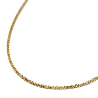 【送料無料】LAX JEWELRY 10K YELLOW GOLD CHAIN【YELLOW GOLD】